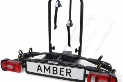 Takapakki pyöränkuljetusteline Amber